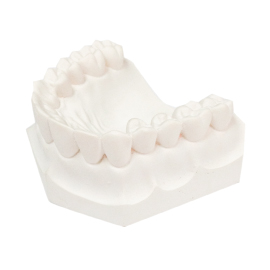 Orthodontic Stone White Type Iii 25 Lb Box A Fi