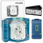 HeartStart OnSite Philips AED, Easy to set-up and includes automatic Life Guidance features