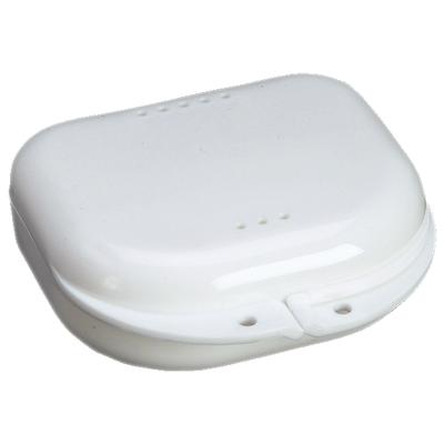 "Chroma Retainer Box - White, 3-1/8""W x 3""L x 1""H,"