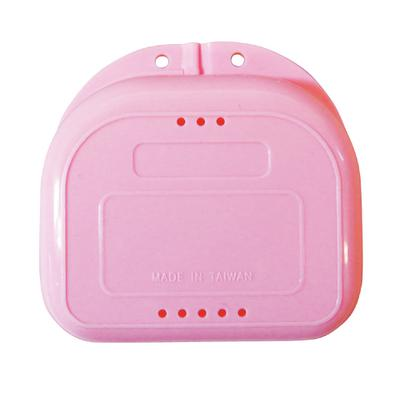 "Chroma Retainer Box - Light Pink, 3-1/8""W x 3""L x"