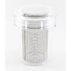 Disposable Canister Disposable Evacuation Canister #2300 8/Bx. Thick Mesh