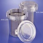 Disposable Canister Disposable Evacuation Canister #2350 8/Bx. 3-1/2