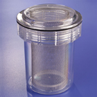 "Disposable Canister Disposable Evacuation Canister #2400 8/Bx. 4-1/2""W x"