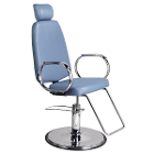 "Exam & X-Ray Chair, Color: Atlantis. Height 21"" - 27.5"", Seat: 21""W, 23""D"