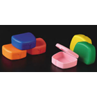 Plasdent Pro Retainer Boxes, Assorted Colors, Package of 12 Retainer Boxes
