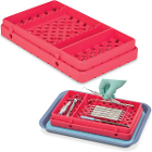 Cool Cassette 2 COOL CORAL 10XL Instrument Tray with Additional Compartment