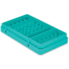 Cool Cassette 2 CLEAN GREEN 10XL Instrument Tray with Additional Compartment