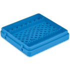 Cool Cassette 2 TRUE BLUE 14 Instrument Tray, 1/Pk. Holds instruments up