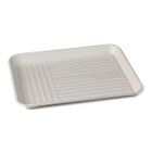 ECOsply Medium Biodegradable Instrument Trays, 250/Case. FDA-approved