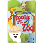 Practicon Tootie Goes to the Zoo - Activity Book, 50/Pk. For ages 8 and up