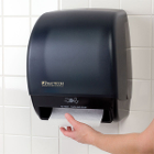 Practicon Hands-Free Roll Towel Dispenser. 12-1/2