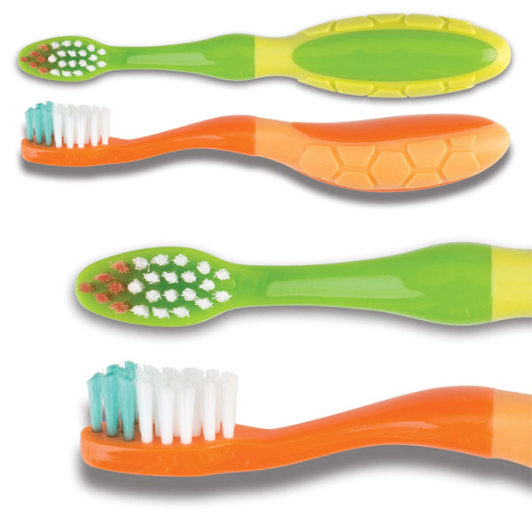 SmileGoods Y241 Turtle Toothbrushes 72/Box. Speci