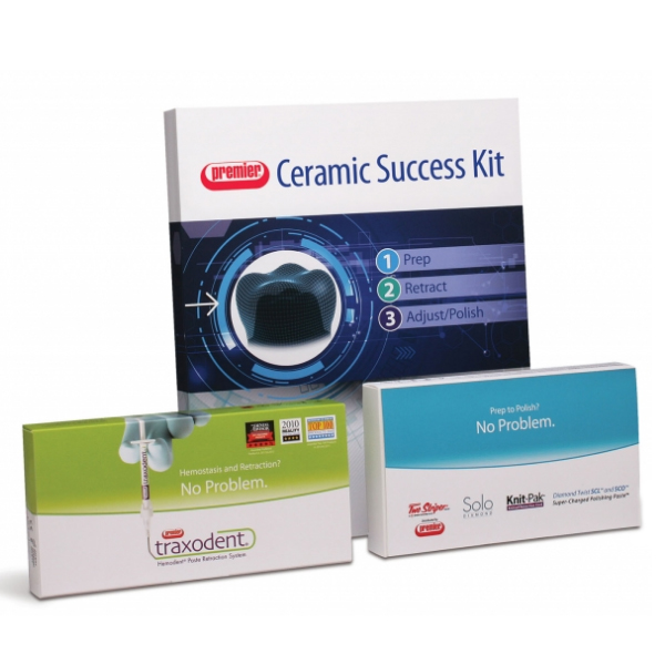 Ceramic Success Kit Contains: 6 Two Striper diamo