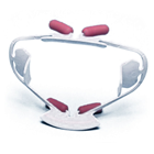 Comfortview Small Size - Lip and Cheek Retractor. Contains: 2 Lip and Cheek Retractors with 4