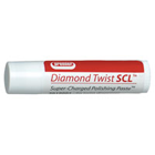 Diamond Twist SCL Polishing Paste (Unflavored), 6 Gm. Refill