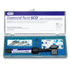 "Diamond Twist SCO 1/2"" Disks, dark blue, 25/pack. Use the Micro-cloth disks"