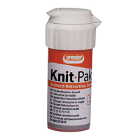 Knit-Pak Size #2 Knitted Plain Retraction Cord, Non-impregnated 100