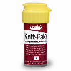 Knit-Pak+ Size 0 Aluminum Chloride Impregnated Knitted Retraction cord, 100