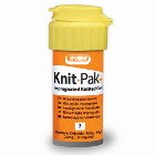 Knit-Pak+ Size 2 Aluminum Chloride Impregnated Knitted Retraction cord, 100
