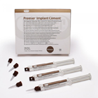 Premier Implant Cement Value Pack: 3 - 5 ml Automix Syringes and 25 Mixing