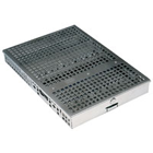 "Premier Mark IV 8"" x 11"" x 1.5"", 12 or 24 Instruments Stainless Steel Cassette"