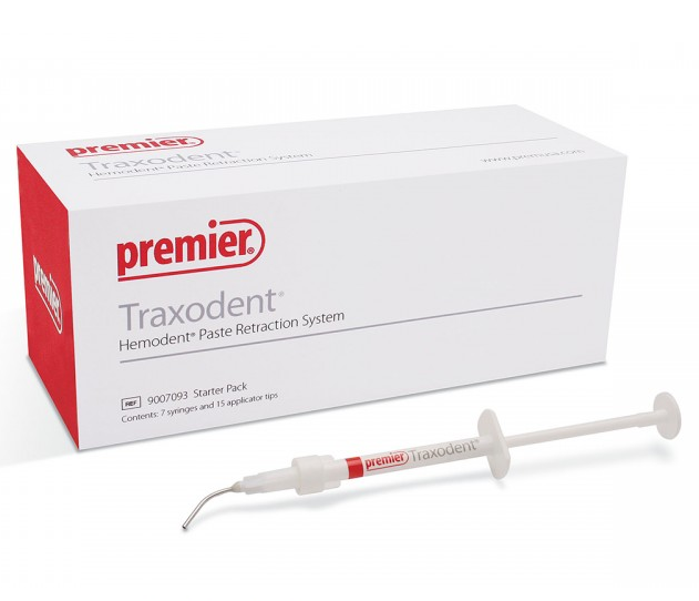Traxodent Hemodent Paste Retraction System, Start