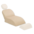Premium Plus Child Seat cushion, Light Beige, Part B, Universal fitting. Soft