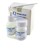 Prime-Dent Glass Ionomer Liner Cement Kit. Multi-purpose cement