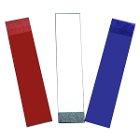 Primo Articulating Paper Combo, Red/Blue. 12 Books, 12 Sheets per book