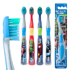 Oral-B Pro-Health Stages 3 Avengers toothbrushes for children 5+ years old