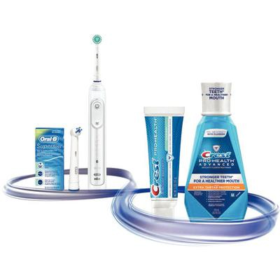 Oral-B Genius Power Toothbrush with Bluetooth Bundle & App – Ortho  Essentials