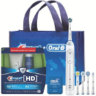 Oral-B Power Toothbrush Gingivitis with HD System, 3/cs . Contains