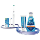 Oral-B Genius Power Toothbrush with Bluetooth Bundle & App – Ortho