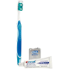 Oral-B Whitening Solution Manual Bundle 72/cs, Includes: Complete 3D White