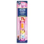 Oral-B Stages Disney Princess Disposable Power Toothbrush, 4/box