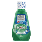 Scope Mouthwash, Classic Original Mint, 36ml (0.2 fl oz) bottle, 180 bottles