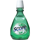 Scope Mouthwash, Original mint flavor. Case of 6 - 1 Liter bottles