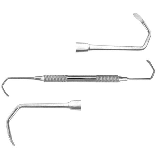 ProDent USA #6577 Kramer-Nevins Sinus Lift Instrument, Acute Angles