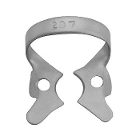 ProDent USA Clamp #207 for Upper & Lower Bicuspids, Flat Beaks, Winged, Smooth