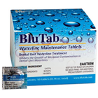 BluTab Waterline Maintenance Tablets 2L, Tastless, Odorless, 1 Tablet Treats 2