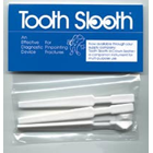 Tooth Slooth Fracture Detector, White 4/Pk. The simplest, most effective means