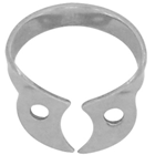 ProDent USA Clamp #W3 Molar Wingless, Lower Small, single clamp