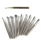 AccuCut FG #330 pear shaped carbide bur, 100/pk.