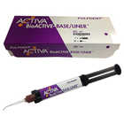 Activa Bioactive Base/Liner VALUE Pack. First dental base/liner with a bioactive resin matrix