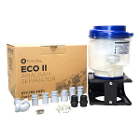 ECO II Amalgam Separator. It is used by dentist to remove amalgam waste