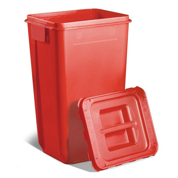 PureWay Sharps Disposal System. 18 gallon contain