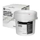 PureWay Amalgam Waste Recycling System. 2.5 Gallon bucket, shipping box &