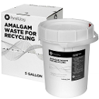 PureWay Amalgam Waste Recycling System. 5 Gallon bucket, shipping box & return