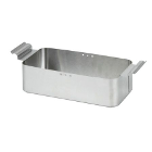 Quala 5002 Stainless Steel Solid Side Basket, basket only