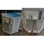 RD 5000 Ortho Delivery System Cart. Self-Contained, portable system with 2